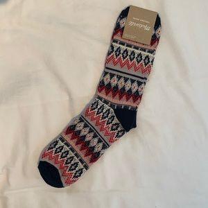 Madewell Trouser Socks